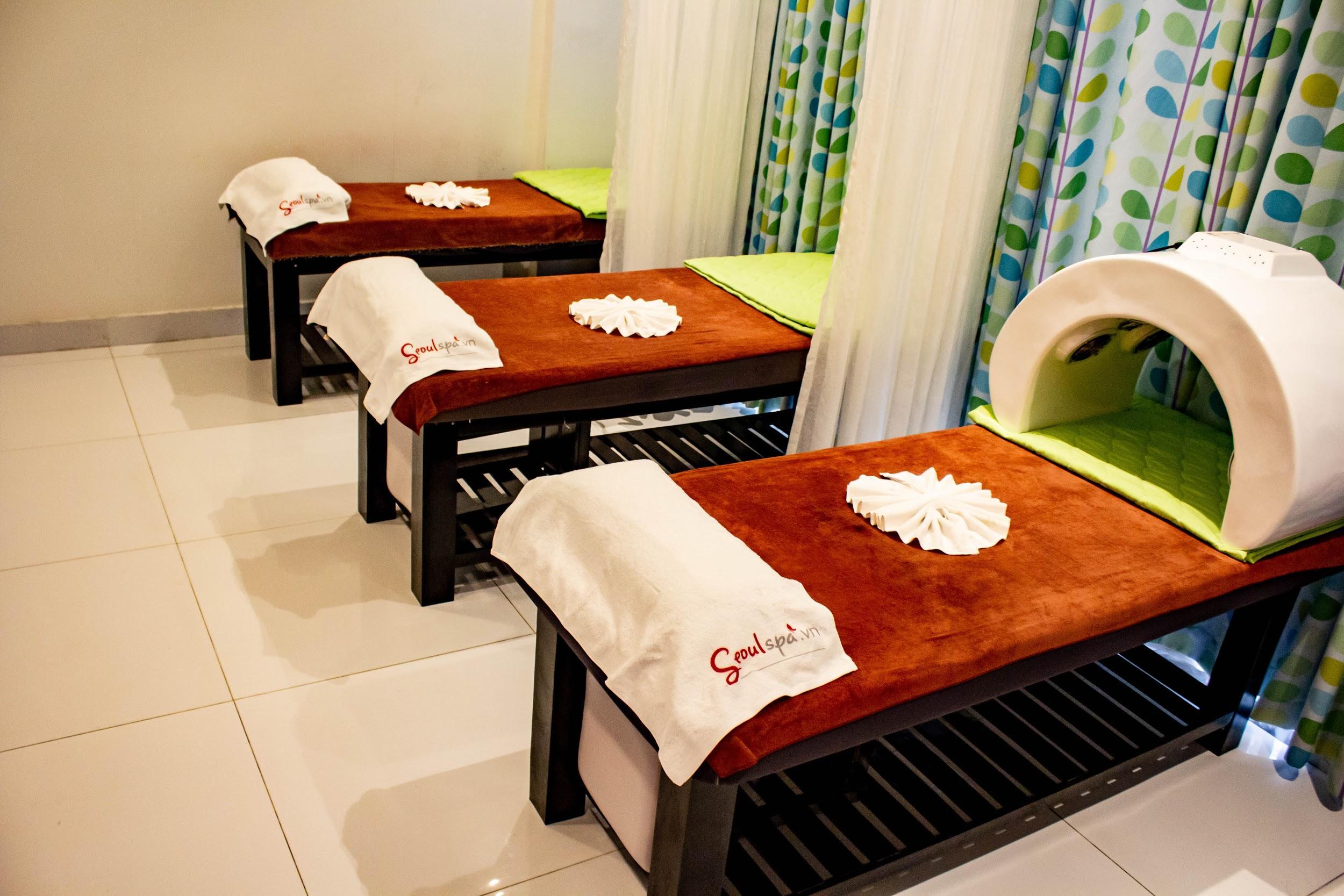 Spa sử dụng thảo mộc tự nhiên ngày càng phổ biến