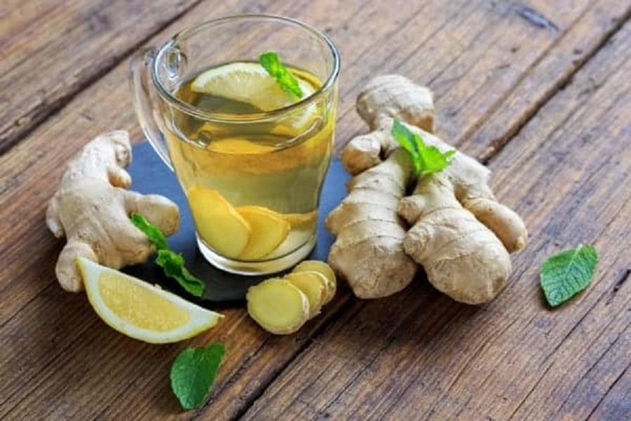 Gừng, mật ong, trà và chanh là một sự kết hợp giảm cân hiệu quả
