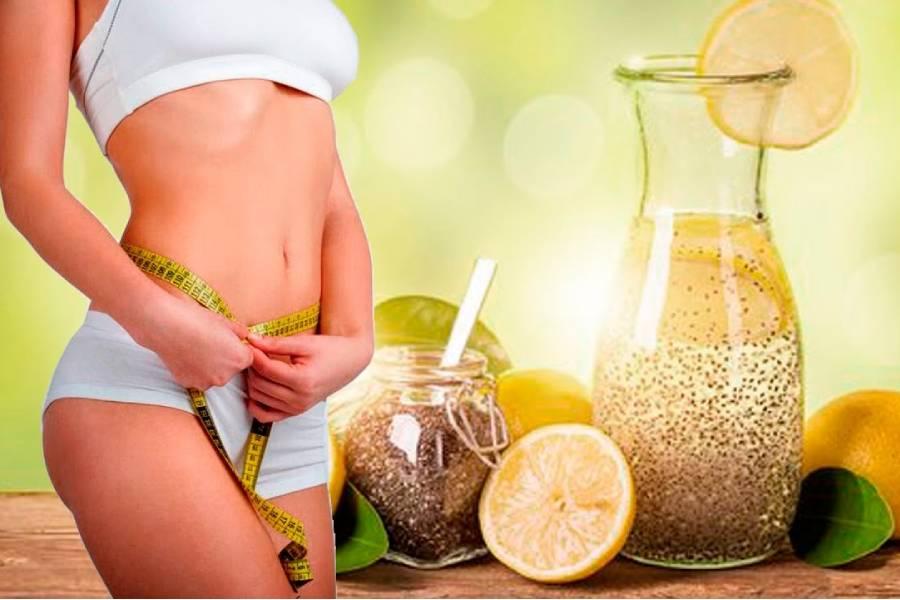 Hạt chia chứa nhiều chất xơ và protein - là 2 chất hỗ trợ đắc lực cho việc giảm cân