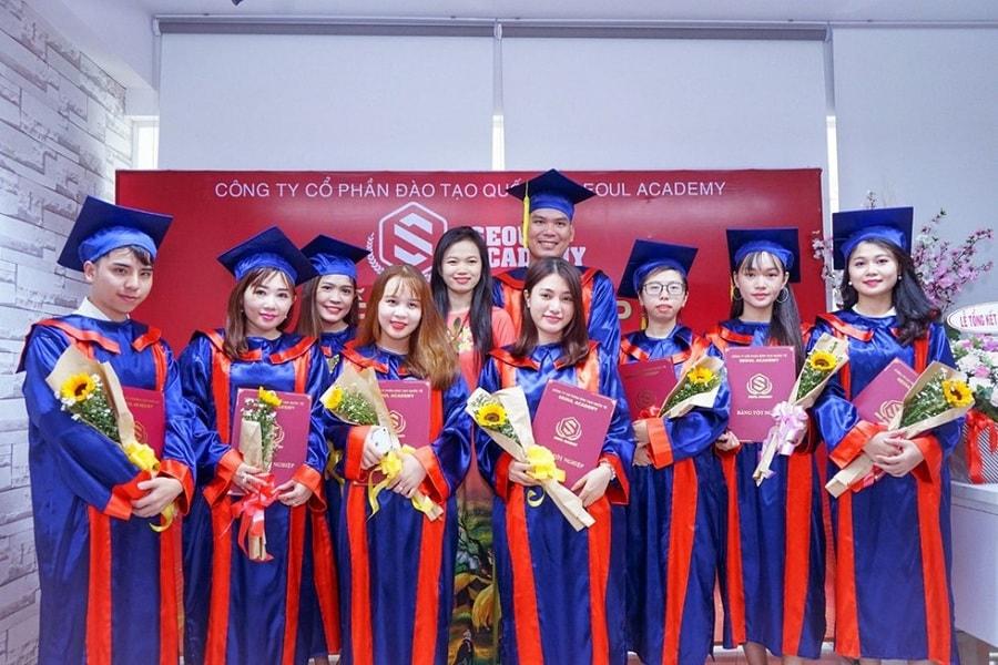Seoul Academy - Hệ thống đào tạo Spa thẩm mỹ chuyên nghiệp