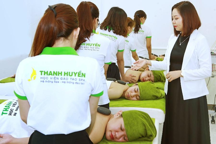 Spa Thanh Huyền học viện spa chuyên nghiệp ở tại Bình Dương