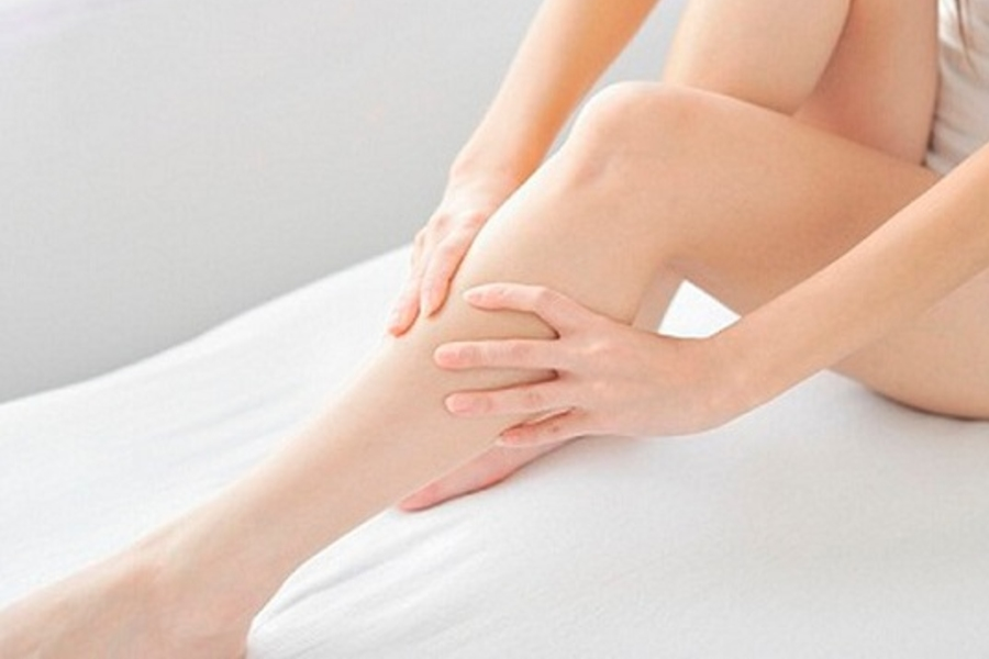 Giảm size bắp chân nhanh nhất bằng phương pháp massage