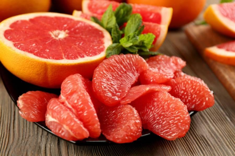 Bưởi được coi như loại trái cây hàng đầu hỗ trợ cho việc giảm cân