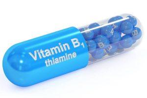 Vitamin b1 là loại vitamin tan trong nước, cần thiết cho quá trình trao đổi chất.