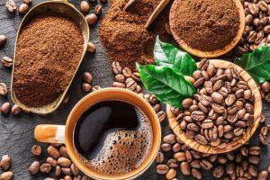 Cà phê chứa nhiều thành phần tốt cho da