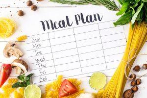 Nên tạo cho mình một thực đơn giảm cân an toàn mỗi ngày để tăng hiệu quả khi giảm cân