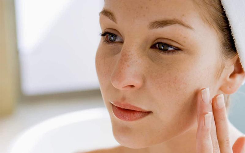 Sau 30 tuổi, da của chúng ta rất dễ xuất hiện nám